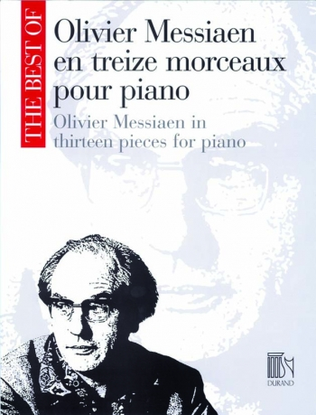 The Best of Olivier Messiaen: (Durand)