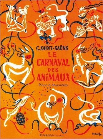 Le carnaval des Animaux: Piano (Durand)
