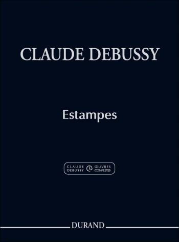Estampes: Piano : (Durand)