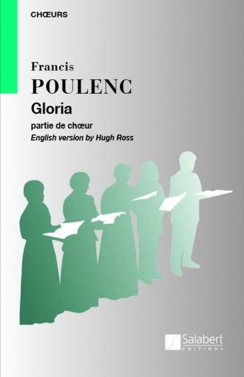 Gloria: Vocal SATB (Salabert)