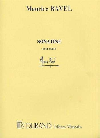 Sonatine: Piano (Durand)