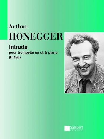 Intrada (H193) Trumpet And Piano (Salabert)