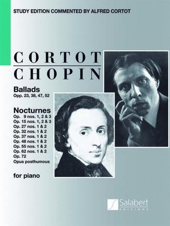 Ballads & Nocturnes For Piano (Salabert)