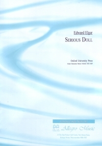 Serious Doll: Flute & Piano (Archive Copy)