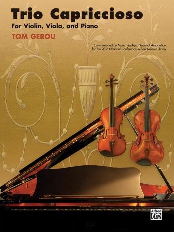 Trio Capriccioso: Violin, Viola and Piano (Gerou) (Alfred)