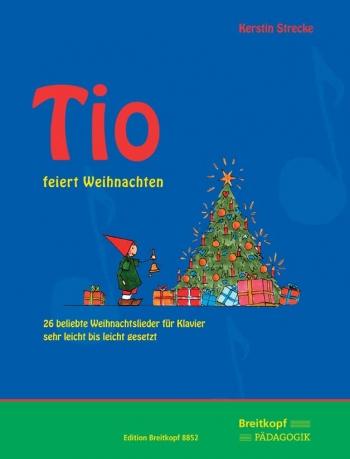Tio feiert Weihnachten: Piano (Breitkopf)