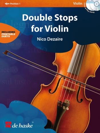 Double Stops for Violin (EN): Violin (De Haske)