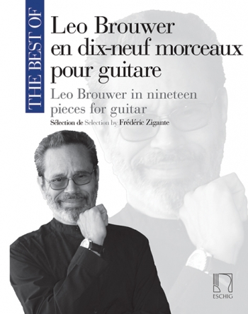 The Best of Leo Brouwer: Guitar (Durand)