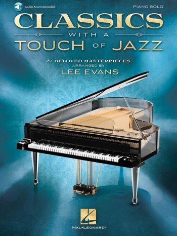 Classics with a Touch of Jazz: Piano (Hal Leonard Europe)