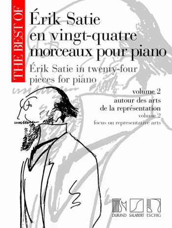 The Best of Erik Satie Vol. 2: Piano (Salabert)