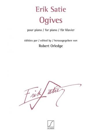 Ogives: Piano (Salabert)