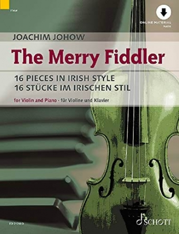 The Merry Fiddler: Violin & Piano (Johow) (Schott)