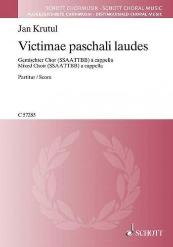 Victimae paschali laudes: Mixed Choir: Choir a Cappella (Schott)