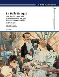 La Belle Époque: Flute & Piano (Schott)