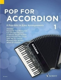 Pop For Accordion Band 1: Accordion & CD