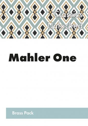 Mahler One, Inspiration by the Ton! Brass Version  (Spartan )