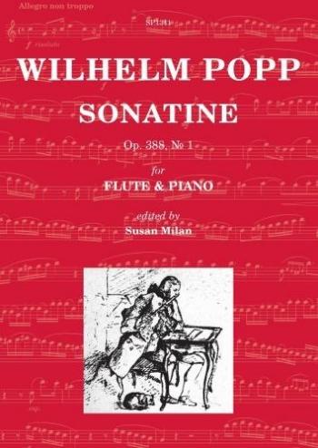 Sonatine: Flute & Piano (Spartan )