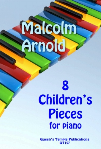 8 Children's Pieces for Piano (Queens temple)