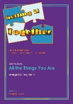 Getting It Together: All The Things You Are Gr 2-4: Score & Parts