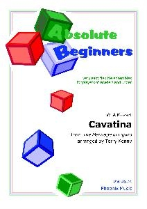Absolute Beginners: Cavatina From The Marriage Of Figaro: 4 Part Flexible Ensemble: Score