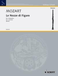 Le Nozze Di Figaro: Clarinet Duet