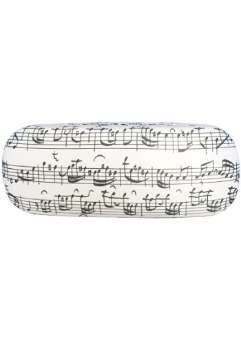 Glasses Box Sheet Music White