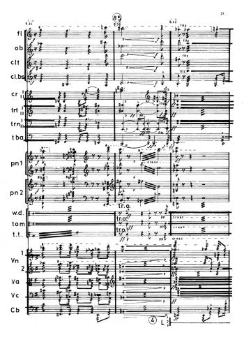 Op Overture. : Study score: (Barenreiter)