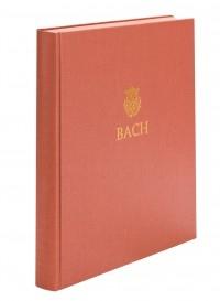 SERIES  1: CANTATAS. 41 VOLUMES. Volume 30.  Cantatas for the Feast of Saint Michael.: : (Barenreite