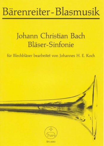 Sinfonia. : Brass Ensemble: (Barenreiter)