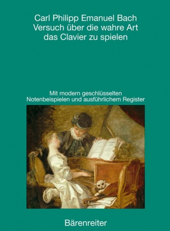 Versuch uber wahre Art das Clavier zu spielen Facsimile reprint of the 1753 & 1762 editions (G).: Bo