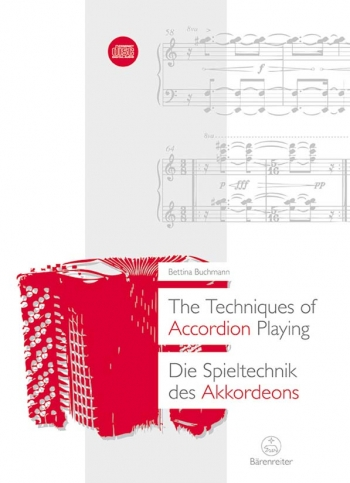 Techniques of Accordion Playing, The (G-E). : Book: (Barenreiter)