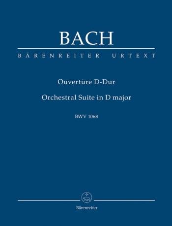 Overture (Suite) No.3 in D (BWV 1068) (Urtext) Study score (Barenreiter)