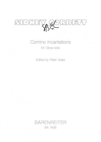 Comino Incantations (1994). : Oboe: (Barenreiter)