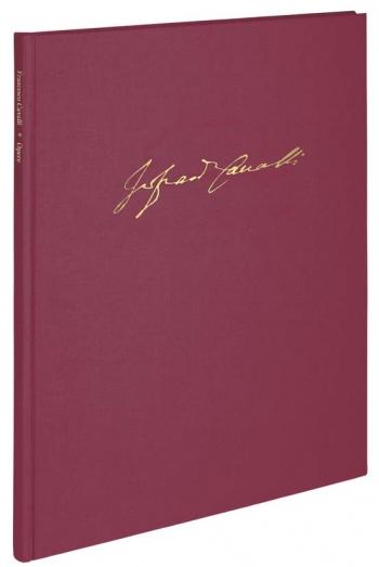 Artemisia (It) (Urtext). : Large Score: (Barenreiter)