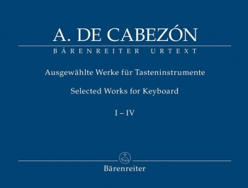 Keyboard Works in 4 volumes (special price) (Urtext).  (Includes individual volumes BA 9261 - 9264).