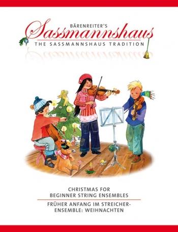 Christmas For Beginner String Ensembles (Barenreiter)