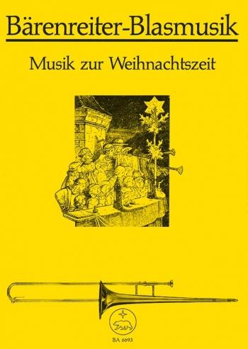 Christmas Music for Brass. : Trombone: (Barenreiter)