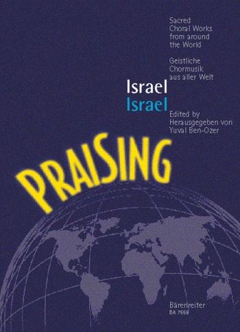 PraiSing: Israel (Isr/Eng). : Choral: (Barenreiter)