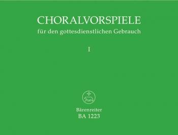 Chorale Preludes for Church Service. Vol.1: 49 Chorale Preludes. : Organ: (Barenreiter)