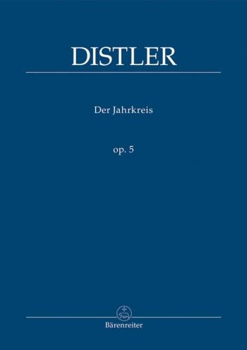 Jahrkreis, Der. Op.5 (52 Chorale Pieces) (G). : Choral: (Barenreiter)