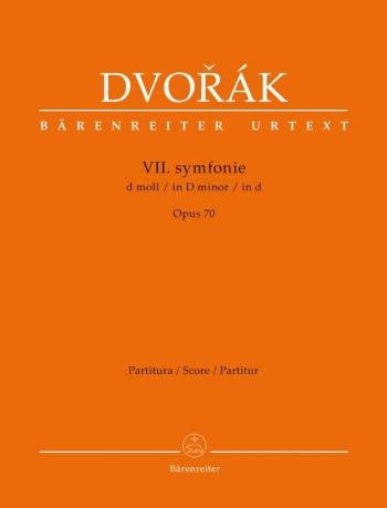 Symphony No. 7 in D minor, Op.70 (Urtext). : Large Score Paperback: (Barenreiter)