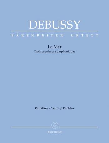 La Mer (Urtext). : Large Score Paperback: (Barenreiter)