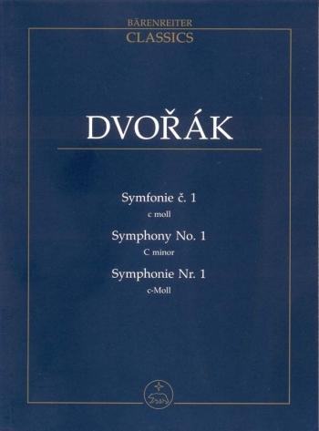 Symphony No. 1 in C minor. : Study score: (Barenreiter)