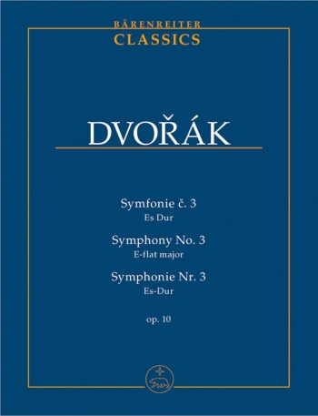 Symphony No. 3 in E-flat, Op.10. : Study score: (Barenreiter)