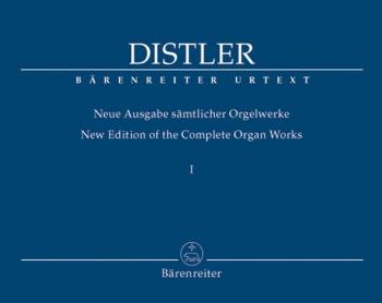 Organ Works Vol.1 (complete) (Urtext). Organ Partitas, Op.8, Nos. 1 & 2.: Organ: (Barenreiter)