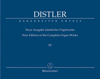 Organ Works Vol.3 (complete) (Urtext). 30 Spielstuecke, Op.18/1; Organ Sonata, Op.18/2.: Organ: (Bar