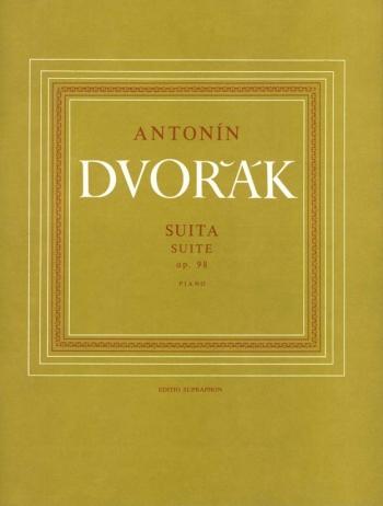 Suite in A, Op.98. : Piano: (Barenreiter)