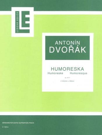 Humoresque in G-flat, Op.101/ 7. : 2 Violins: (Barenreiter)