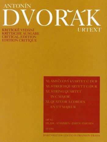 String Quartet No.11 in C, Op.61. : String Quartet: (Barenreiter)