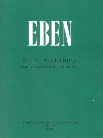 Suita balladica. : Cello: (Barenreiter)